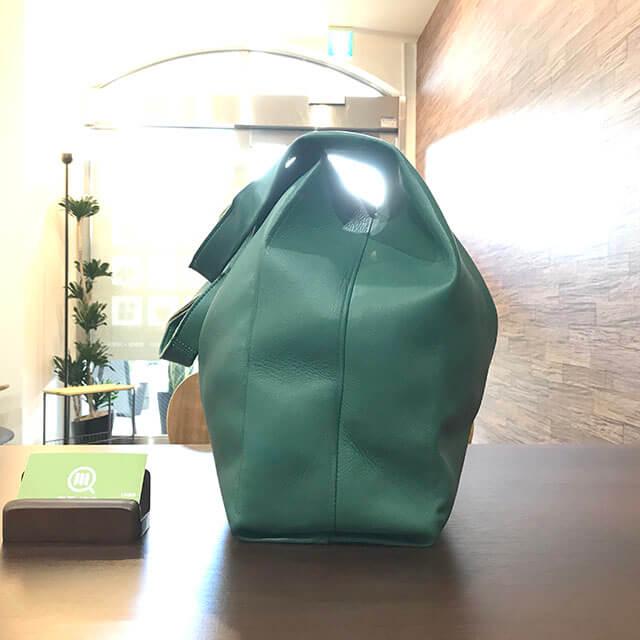 芦屋のお客様からマルジェラのバッグを買取_02