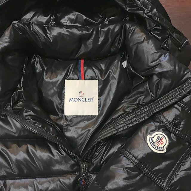 西宮のお客様からモンクレールのダウンジャケット【BADY】を買取_03