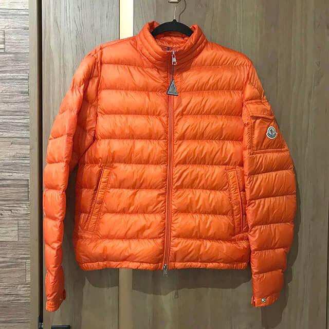 熊本のお客様からモンクレールのダウンジャケット【LAMBOT(ランボー)】を買取_01