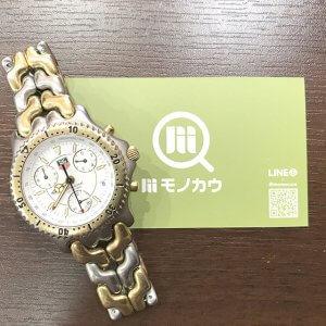 生野のお客様からタグホイヤーの腕時計【セルシリーズ プロフェッショナル】を買取