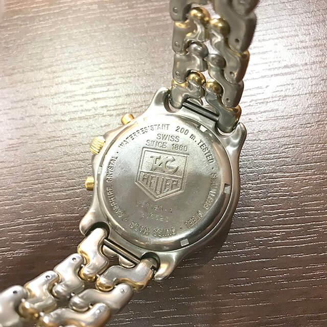 生野のお客様からタグホイヤーの腕時計【セルシリーズ プロフェッショナル】を買取_04
