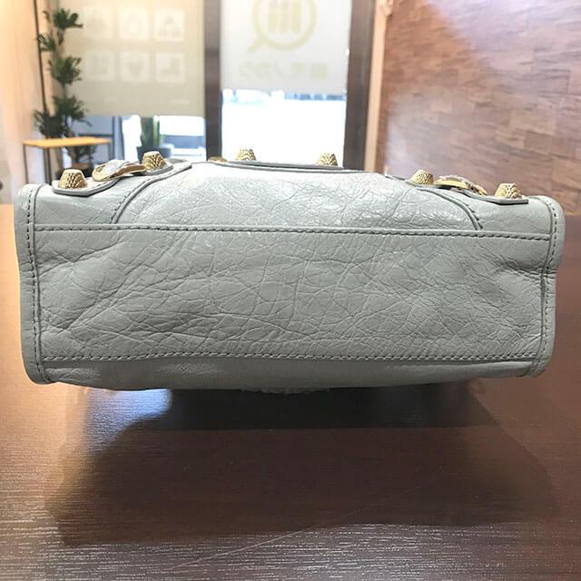 森ノ宮のお客様からバレンシアガのバッグ【ジャイアント・ミニシティ】を買取_04