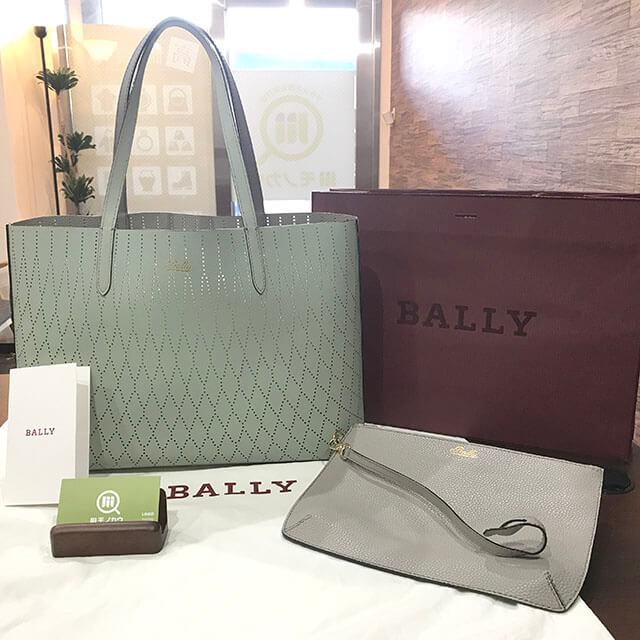 尼崎のお客様からバリーのバッグ【RORY REV D(ロリー)】を買取_01