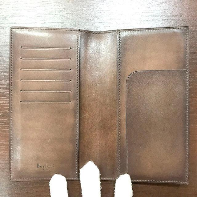 モノカウ枚方店にてベルルッティの手帳カバーを買取_03