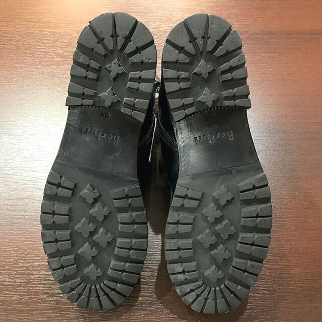 梅田のお客様からベルルッティのブーツを買取_04