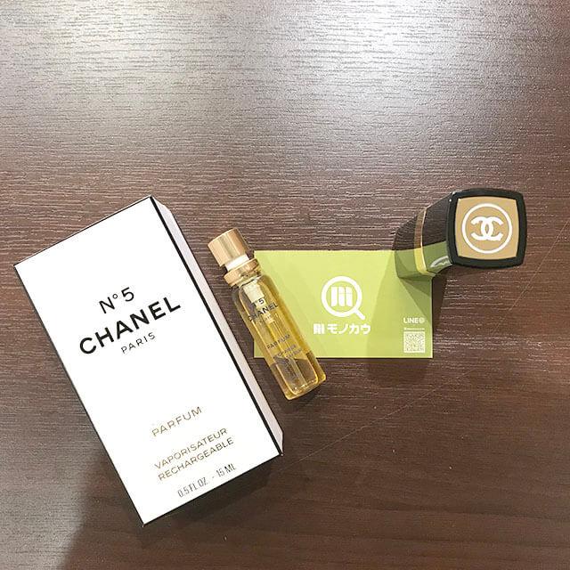 大阪のお客様からシャネルやディオールなどの香水セットを買取_04