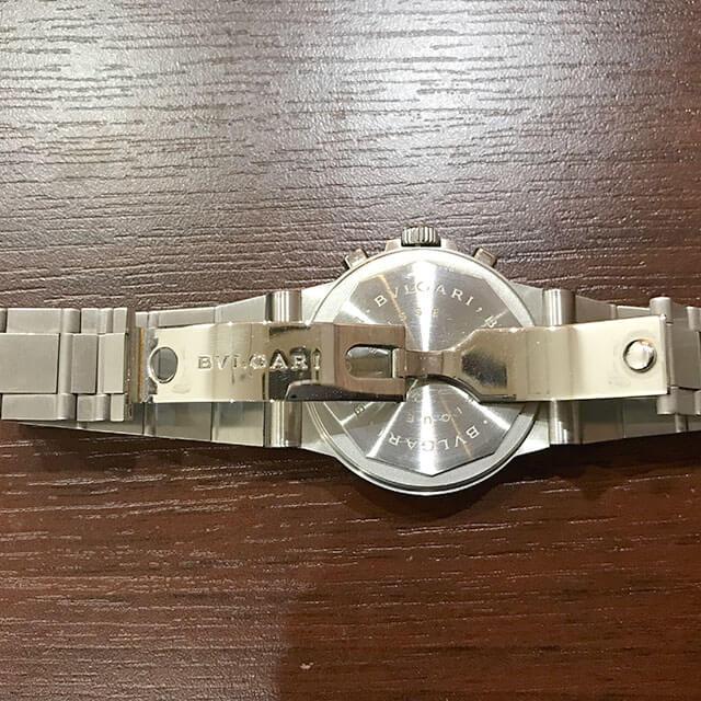 天王寺のお客様からブルガリの腕時計【ディアゴノ スポーツ】を買取_04