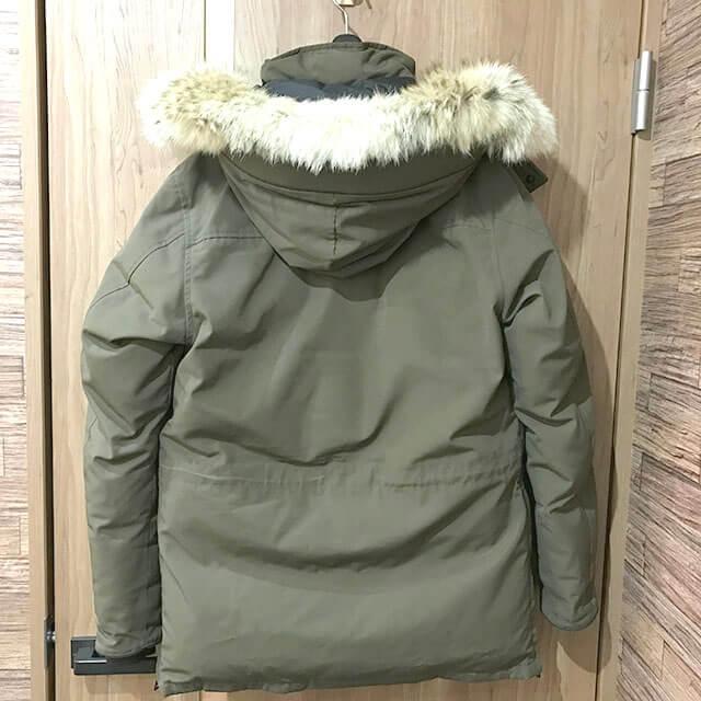 さいたまのお客様からカナダグースのダウンジャケット【BANCROFT(バンクロフト)】を買取_02