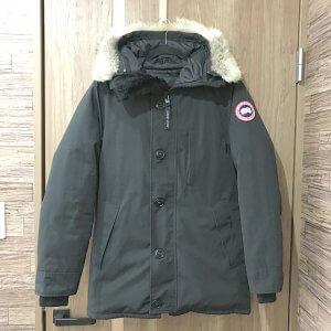 流山のお客様からカナダグースのダウンジャケット【JASPER(ジャスパー)】を買取