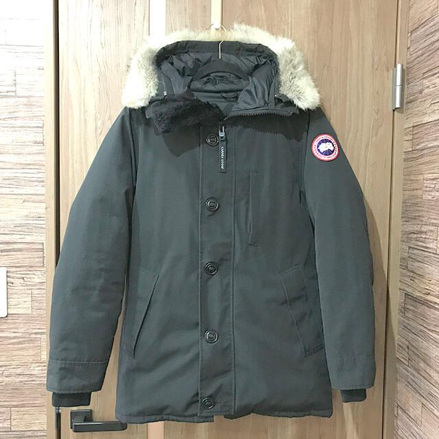 流山のお客様からカナダグースのダウンジャケット【JASPER(ジャスパー)】を買取_01