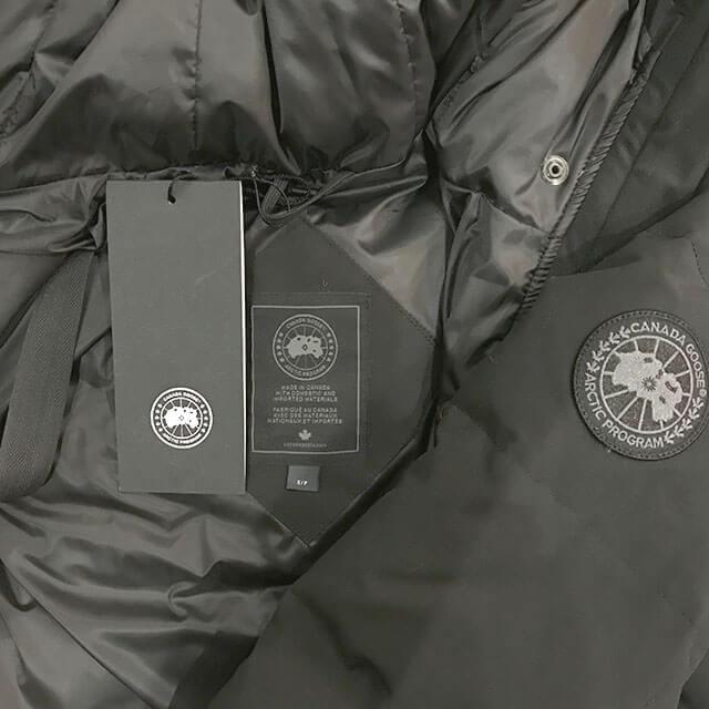 都島のお客様からカナダグースのダウンジャケット【SHELBURNE(シェルバーン)】を買取_04