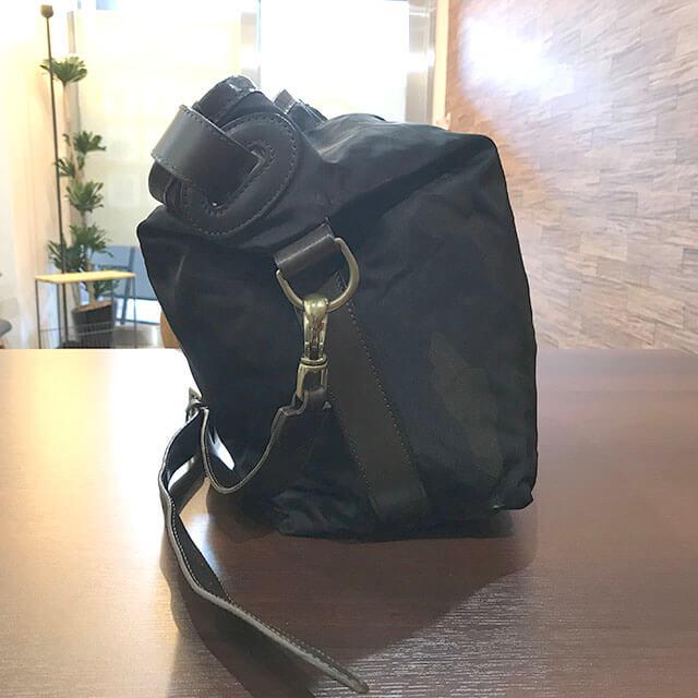 福島のお客様からフェリージのバッグを買取_02