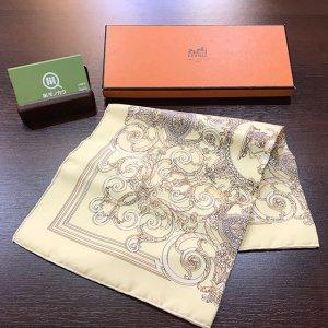 今里のお客様からエルメスのスカーフ「LES TUILERIES/チュルリー公園」を買取