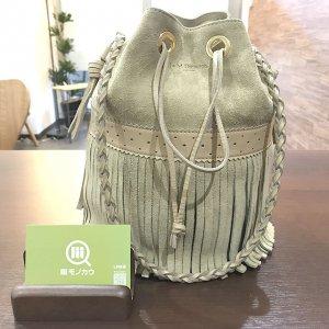 名古屋のお客様からJ&M Davidsonのバッグ【フリンジ カーニバル】を買取