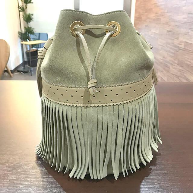 名古屋のお客様からJ&M Davidsonのバッグ【フリンジ カーニバル】を買取_02