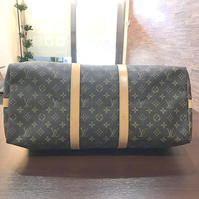 岸和田のお客様からヴィトンのボストンバッグ【キーポルバンドリエール】を買取_03