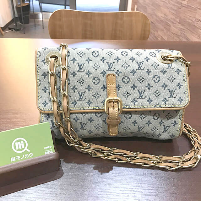寝屋川のお客様からヴィトンのバッグ【カミーユ】を買取_01