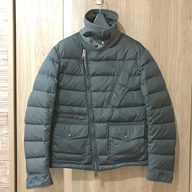 福島のお客様からモンクレールのダウンジャケット【BLIER】を買取_01