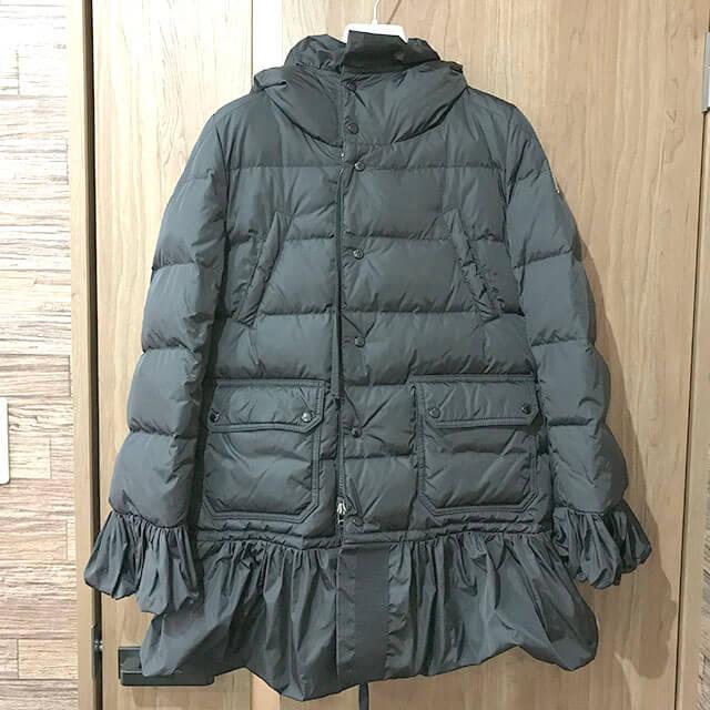 阿倍野のお客様からモンクレールのダウンジャケット【SERRE(セール)】を買取_01