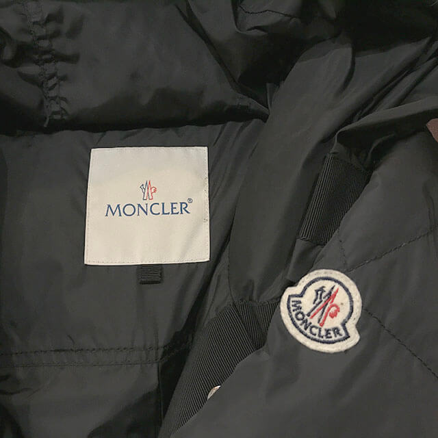 阿倍野のお客様からモンクレールのダウンジャケット【SERRE(セール)】を買取_03