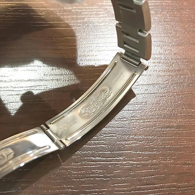 名古屋のお客様からロレックスの腕時計【エアキング】を買取_03