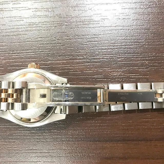 摂津のお客様からロレックスの腕時計【デイトジャスト】を買取_03