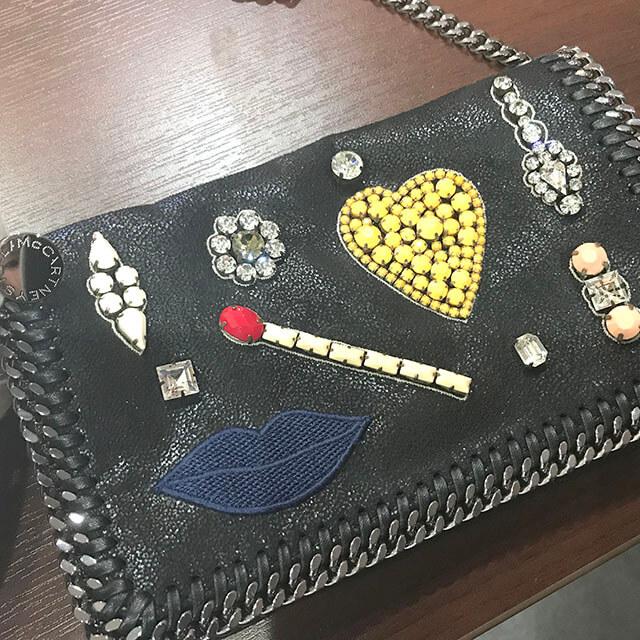 芦屋のお客様からステラマッカートニーのファラベラチェーンバッグを買取_03