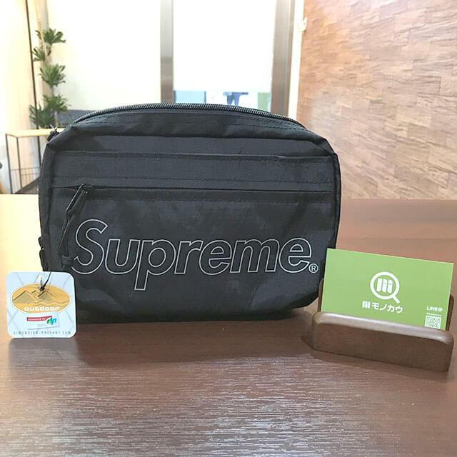 大阪のお客様からシュプリームのショルダーバッグを買取_01
