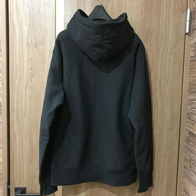 多治見のお客様からSupremeの【Perforated Leather Hooded Sweatshirt】を買取_02