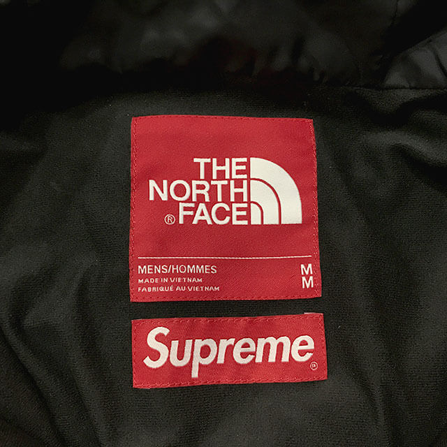 多治見のお客様からSupreme×THE NORTH FACEの【19ss Arc Logo Mountain Parka】を買取_03
