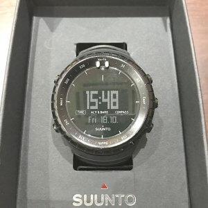 京都のお客様からSUUNT(スント)の腕時計を買取