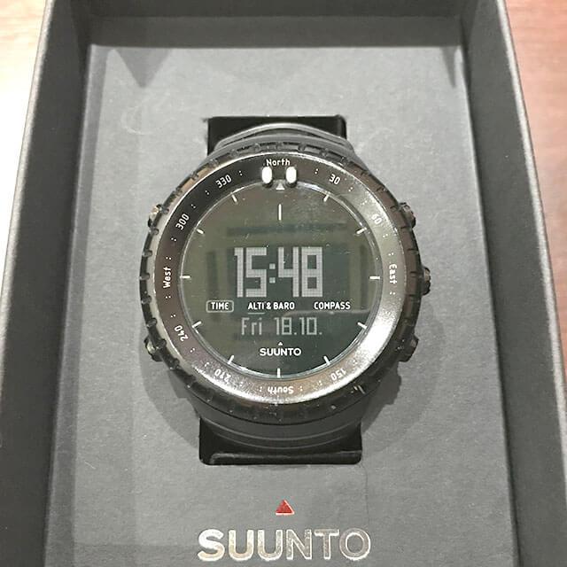 京都のお客様からSUUNT(スント)の腕時計を買取_02