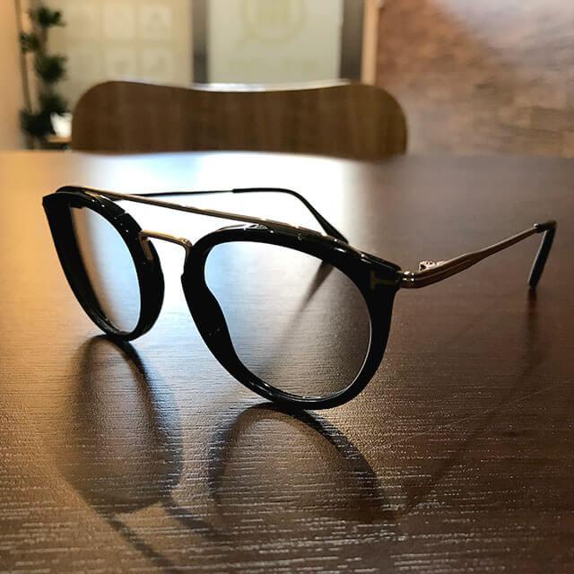 出張買取にて福島のお客様からトムフォードのサングラス【TF5516-B】を買取_02
