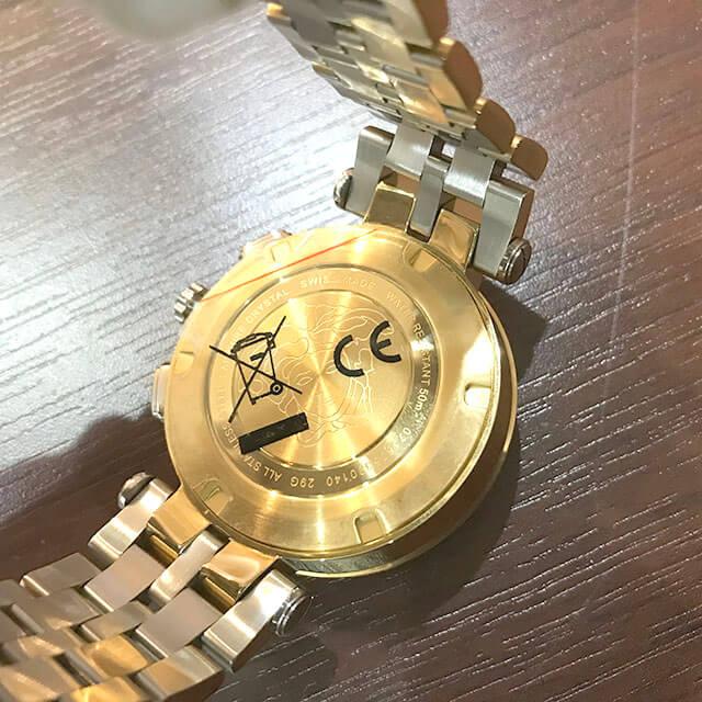 寝屋川のお客様からヴェルサーチの腕時計【29G Vレース】を買取_03