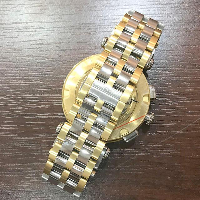 寝屋川のお客様からヴェルサーチの腕時計【29G Vレース】を買取_04