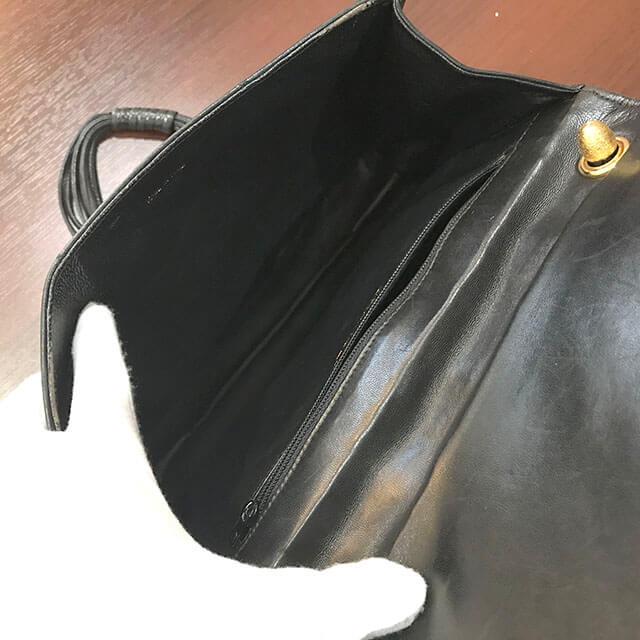 岡山のお客様からシャネルのココマークのショルダーバッグを買取_03