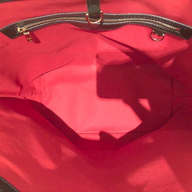 今福鶴見のお客様からヴィトンのバッグ【カバリヴィントン】を買取_04