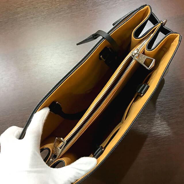 九条のお客様からヴィトンのエピのバッグ【ツイスト】を買取_03