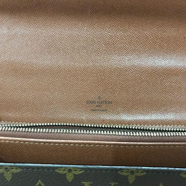 阿倍野のお客様からヴィトンのハンドバッグ【コンコルド】を買取_03
