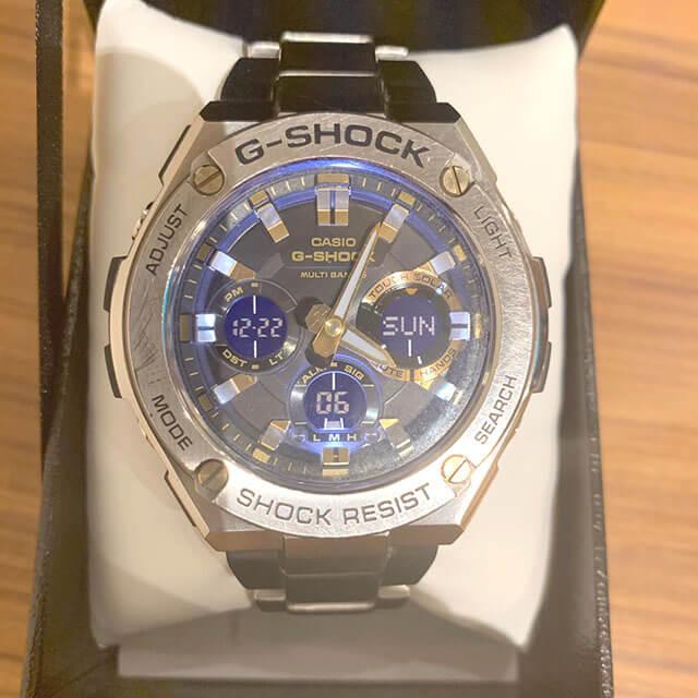 モノカウ玉造店にてカシオの腕時計【Gショック】を買取_02