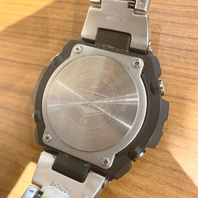 モノカウ玉造店にてカシオの腕時計【Gショック】を買取_04