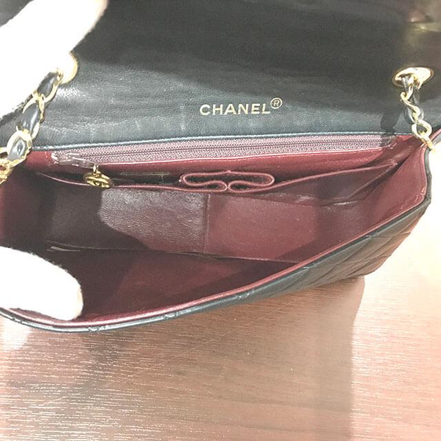 モノカウ緑橋店にてシャネルのマトラッセチェーンショルダーバッグを買取_03