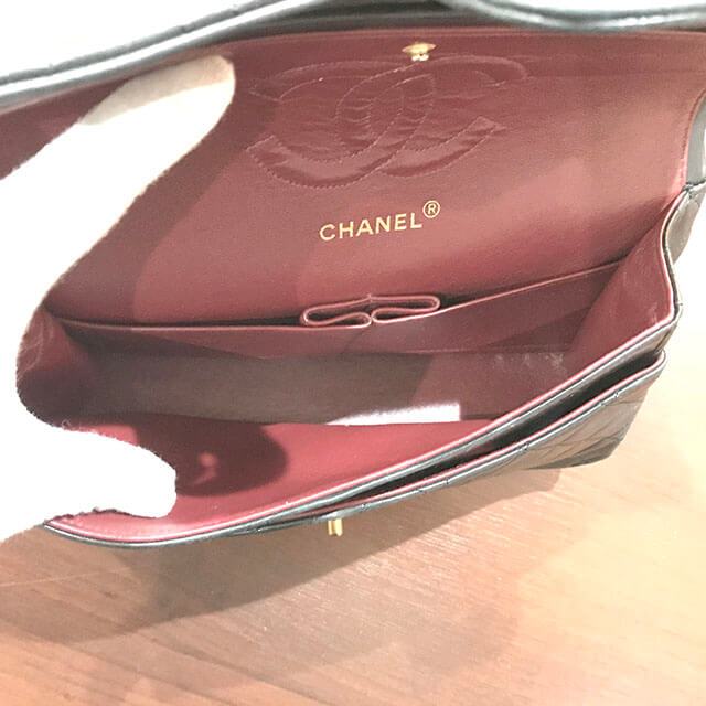 東成のお客様からシャネルのマトラッセチェーンショルダーバッグを買取_03