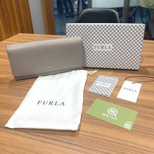 奈良のお客様からフルラの財布を買取