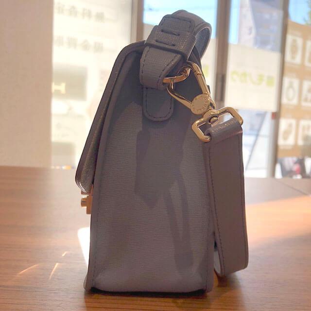 モノカウ玉造店にてフルラのショルダーバッグを買取_03