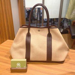 今里のお客様からエルメスのバッグ【ガーデンパーティ】を買取