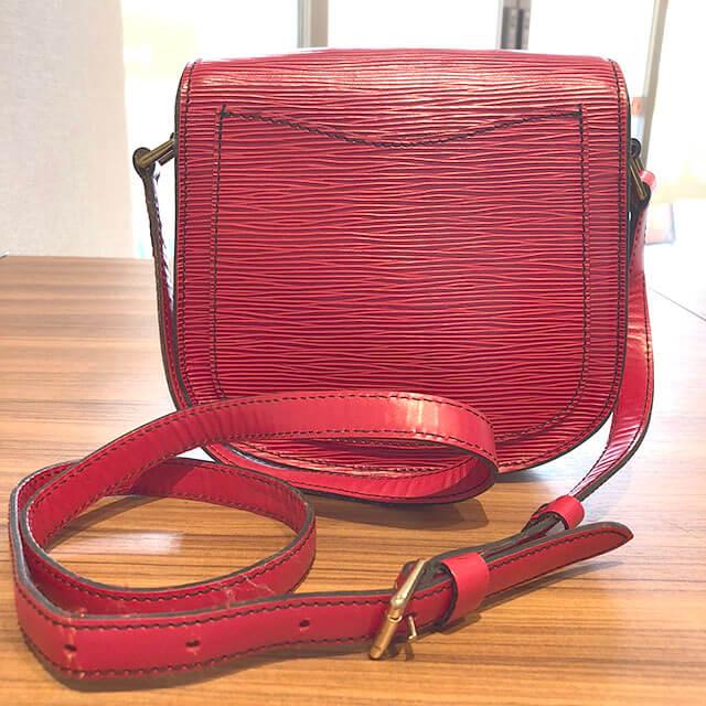 三田のお客様からヴィトンのエピのバッグ【ミニサンクルー】を買取_02