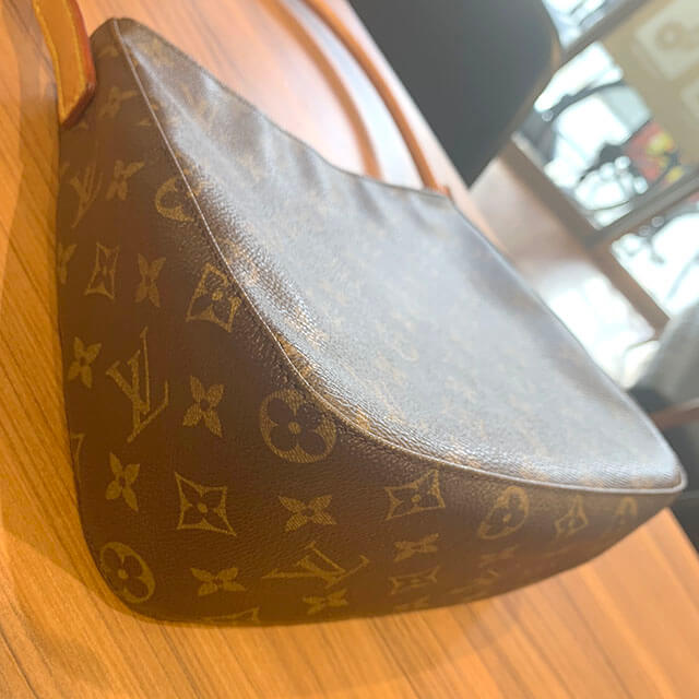 モノカウ緑橋店にてヴィトンのバッグ【ルーピングMM】を買取_03