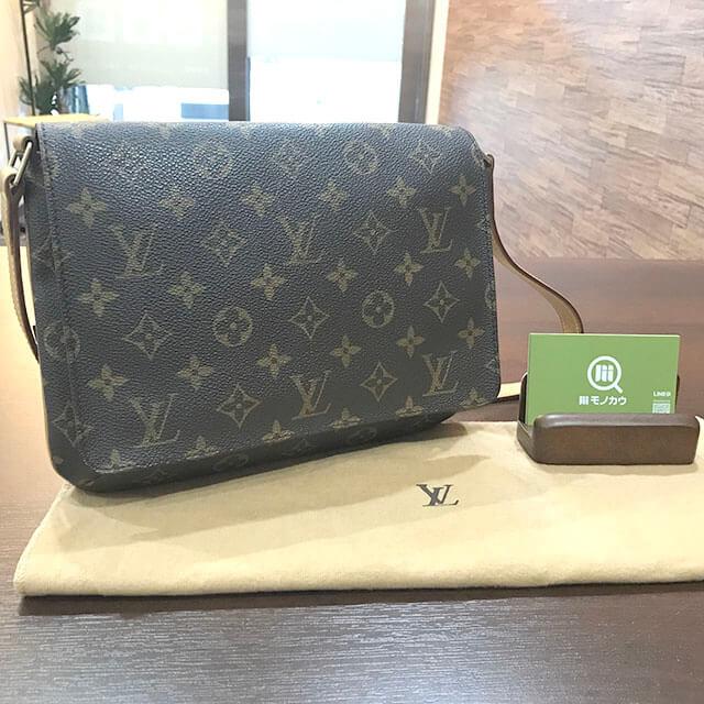 交野のお客様からヴィトンのバッグ【ミュゼットタンゴ】を買取_01