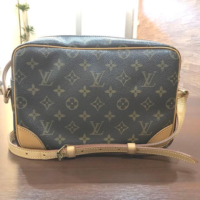 交野のお客様からヴィトンのバッグ【トロカデロ】を買取_02